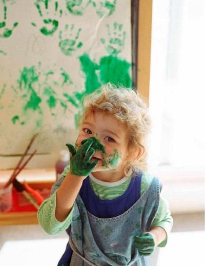 как вырастить ребенка оптимистом ними идет парфюмерная