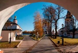 Иверский мужской монастырь
