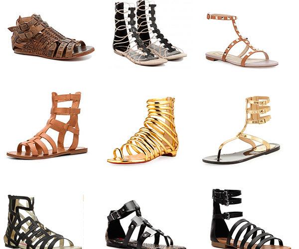 сандалии история