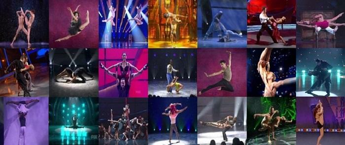 Блог о танце