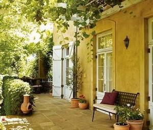 Средиземноморский стиль в ландшафтном дизайне