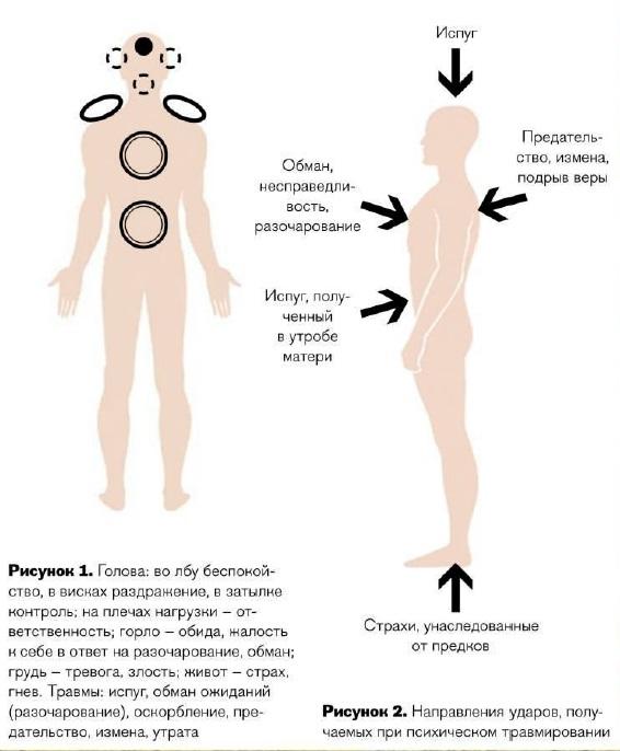 телесные блоки и зажимы
