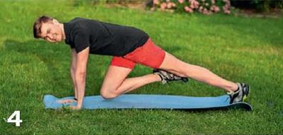 планка упражнение фото 4