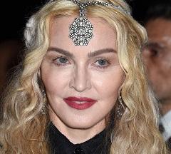 Мадонна 2016