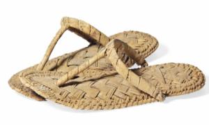 египетские сандалии