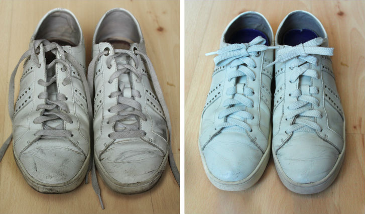 как спасти обувь