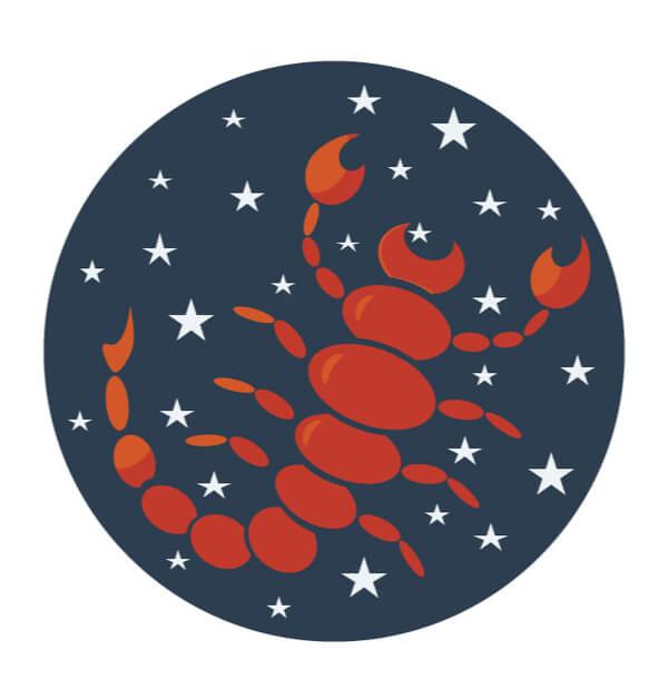 Зодиакальный гороскоп Скорпион